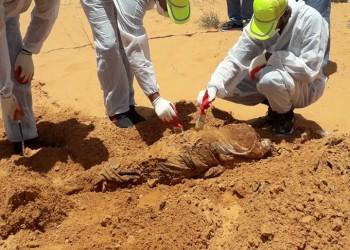 الجنائية الدولية تحقق في مقابر ترهونة الجماعية.. قريبا