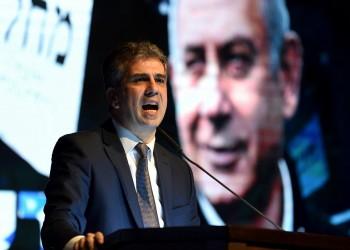 وزير الاستخبارات الإسرائيلي يدعو للتطبيع عبر إيلاف السعودية