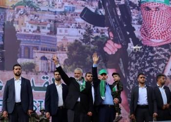 حماس تدعو لثورة في مواجهة عملية الضم الإسرائيلية