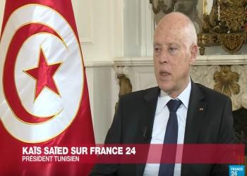 قيس سعيد يرفض التدخل الخارجي في الأزمة الليبية (فيديو)