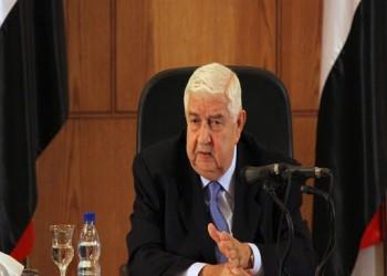 نظام الأسد يعلن وقوفه إلى جانب مصر وحفتر