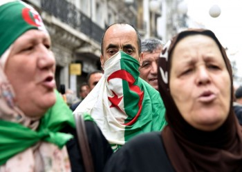 الجزائر.. السجن المشدد بحق 5 من متظاهري الحراك