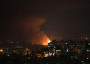 انفجار بحماة.. قوات الأسد تعلن التصدي لأهداف معادية