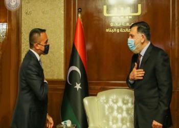 طرابلس وروما يرفضان التدخلات الخارجية السلبية في ليبيا
