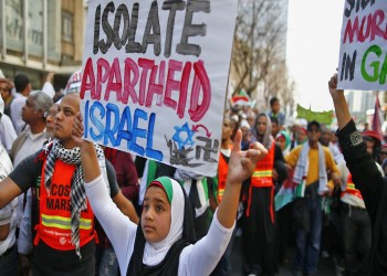 إسرائيل ونظام الفصل العنصري (أبارتهايد)