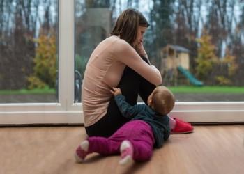 اكتئاب ما بعد الولادة تضاعف 3 مرات مع جائحة كورونا