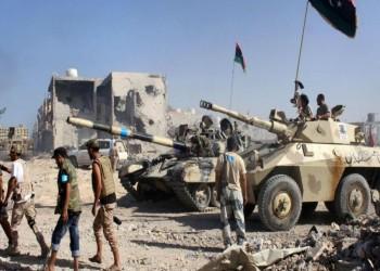 سيناريو الحرب المصرية التركية في ليبيا