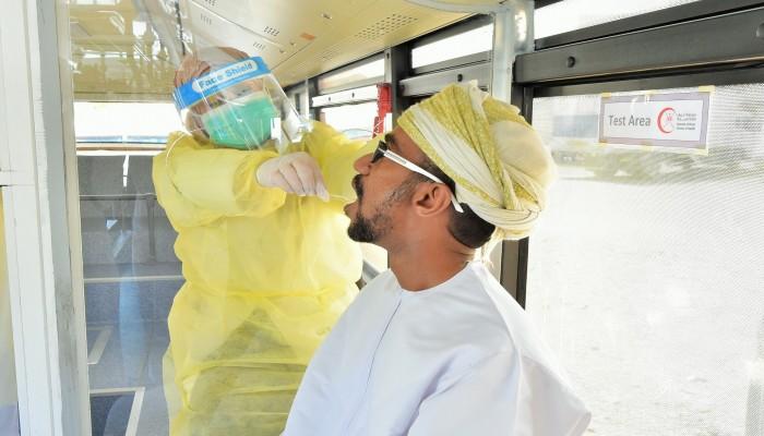 1366 إصابة جديدة بكورونا في عمان