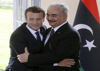 التخبط الفرنسي في ليبيا