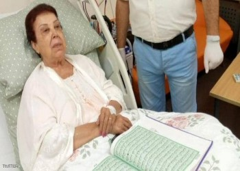 تدهور حالة رجاء الجداوي بعد إيجابية المسحة الثالثة وشائعات وفاتها