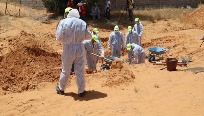 الجنائية الدولية: سنحقق في المقابر الجماعية بترهونة الليبية