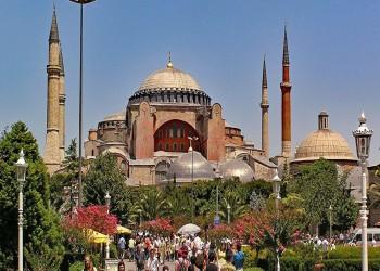 أنقرة: أي قرار حول آيا صوفيا شأن داخلي تركي