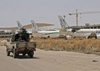 الوفاق الليبية ترصد 11 طائرة روسية تقل ذخائر ومرتزقة في سرت