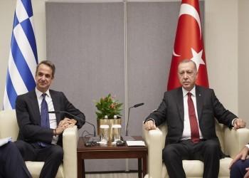 اتصال نادر بين أردوغان ورئيس وزراء اليونان.. ماذا بحثا؟