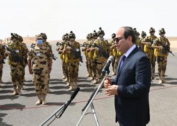 غرفة عمليات سرت للسيسي: هواء ليبيا خط أحمر