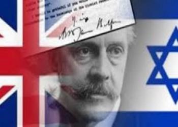 بالاعتراف بفلسطين يمكن لبريطانيا أن تكفر عن خطايا وعد بلفور