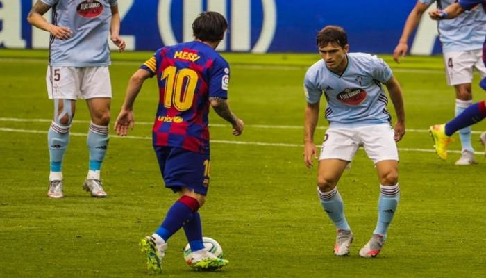سيلتا فيجو يفاجئ برشلونة ويهدي ريال مدريد فرصة ثمينة