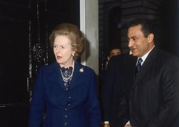 وثائق سرية: حوارات عاصفة بين مبارك والبريطانيين بشأن خفض الدعم