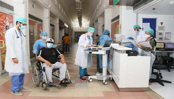 5290 إصابة جديدة بكورونا في السعودية وقطر والكويت