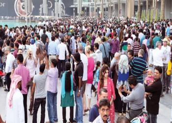 سكان دبي 3.3 ملايين 70% منهم ذكور