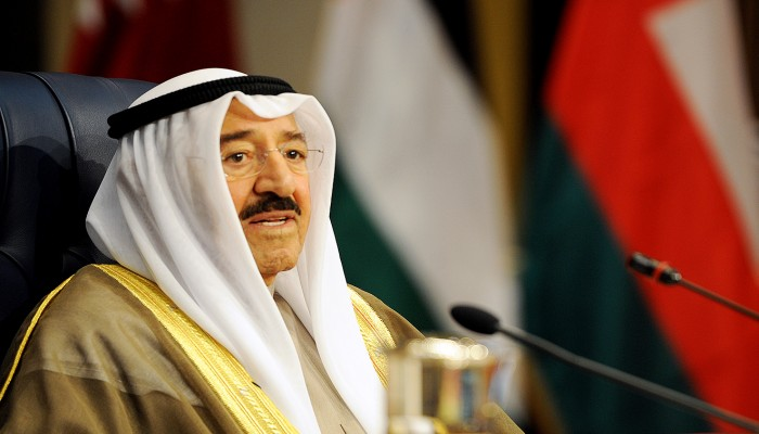 الكويت تنفي ما قاله الدويلة حول تسريبات خيمة القذافي