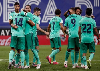 ريال مدريد يعود لصدارة الليجا من بوابة إسبانيول (فيديو)