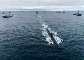 انطلاق تدريبات بحرية للناتو قبالة أيسلندا