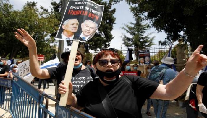 إسرائيل تفاوض نفسها وتقايض أرض الفلسطينييـن بأرضهـم