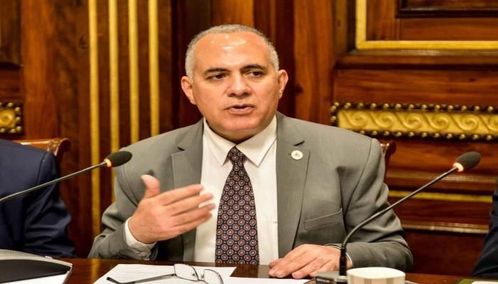 مصر: نحن من أكثر البلدان جفافا والنيل يمثل 97% من مياهنا