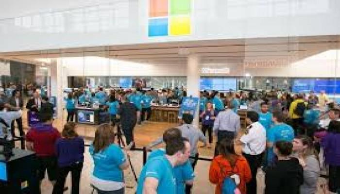 مايكروسوفت تغلق جميع متاجرها على الأرض للأبد
