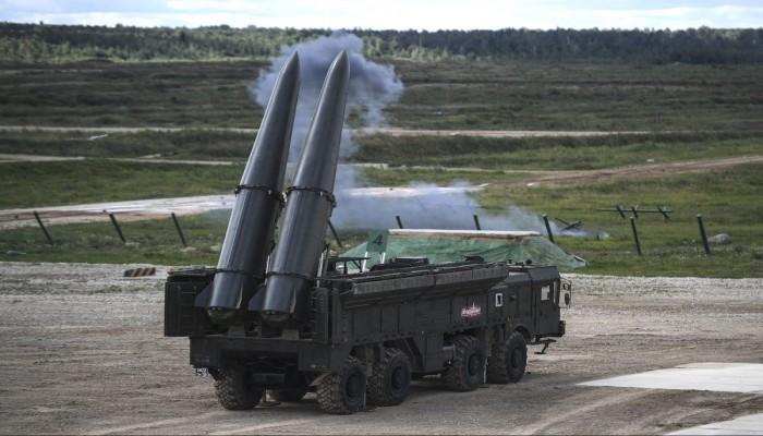 تلميحات مصرية بالحصول على صواريخ إسكندر الروسية الفتاكة