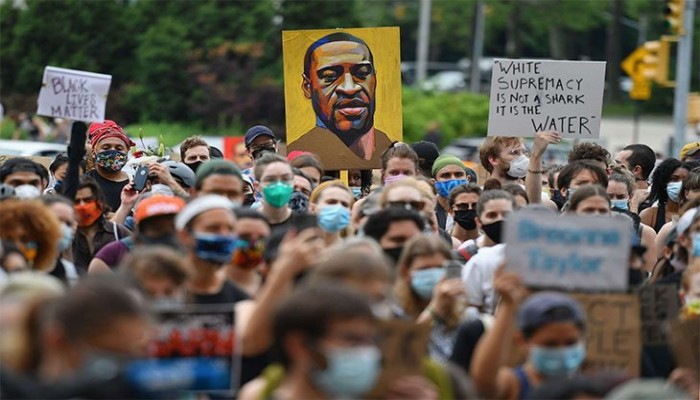 سمات وآثار الاحتجاج ضد العنصرية