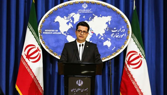 مزحة مريرة.. إيران تعلق على دعم السعودية جهود أمريكا لتمديد حظر السلاح