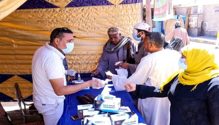 التموين المصرية تصرف كمامات للمواطنين بسعر 8 جنيهات ونصف