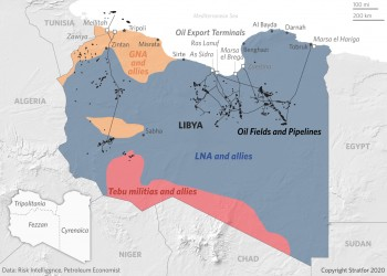 توقعات ستراتفور.. إسرائيل تضم الضفة والوفاق الليبية تواصل تقدمها
