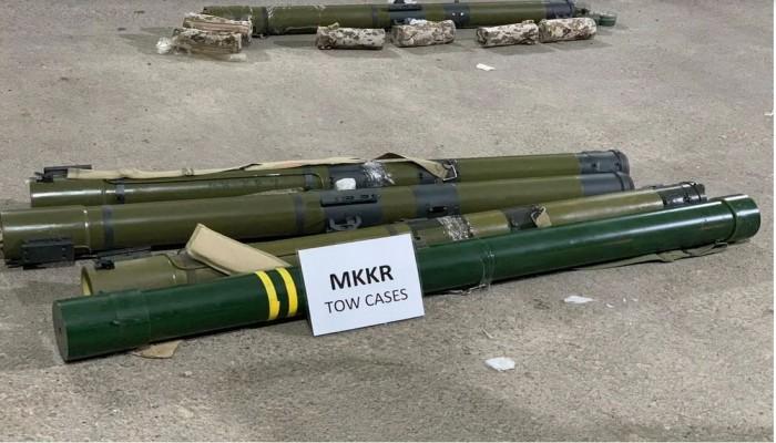 التحالف يعلن إحباط عمليتين لنقل أسلحة إيرانية للحوثيين