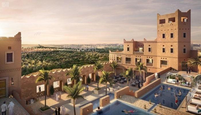 السعودية تبدأ تنفيذ المرحلة الأولى لتطوير الدرعية التاريخية