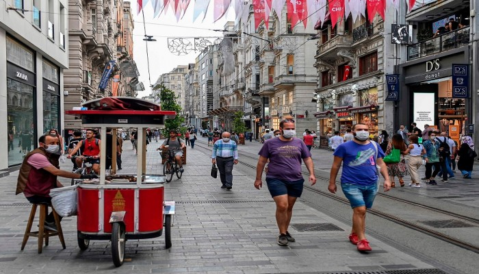 حالات التعافي اليومية من كورونا في تركيا تتجاوز الإصابات