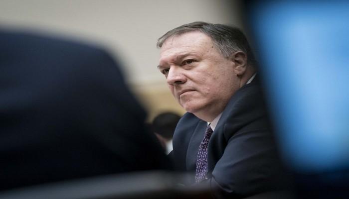 بومبيو يدعو طالبان للالتزام بعدم مهاجمة الأمريكيين