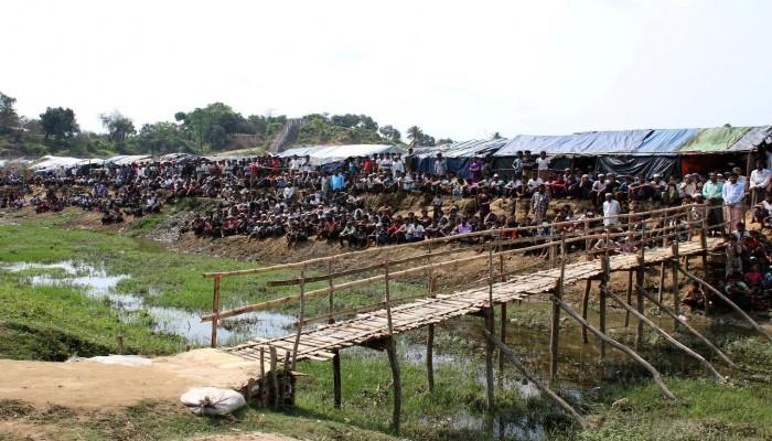 مفوضة أممية: الوضع الإنساني لمسلمي الروهينجا لم يتحسن