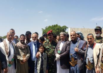 الحوثيون يعلنون انضمام قائد بجبهة مدعومة إماراتيا إليهم
