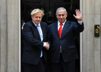جونسون لإسرائيل: لن نعترف بتغييرات حدود 67 حال ضم الضفة