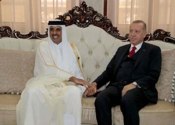 أردوغان يزور قطر ويلتقي أميرها الخميس