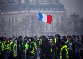 فرنسا ترتدي الأخضر