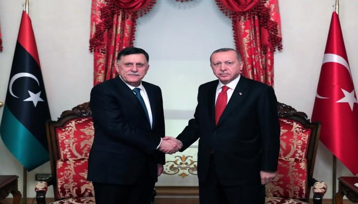 وفد أعمال تركي يزور ليبيا خلال أسبوعين لوضع خطة إعادة الإعمار