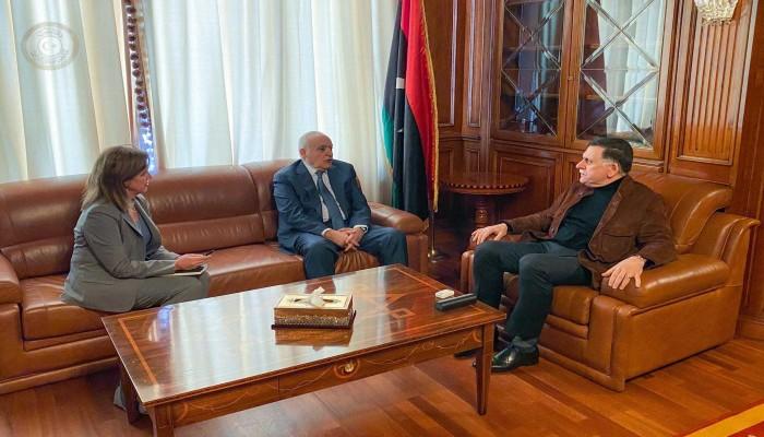 ليبيا.. غسان سلامة أخبر الوفاق أن هجوم حفتر على طرابلس تم بتعليمات سعودية