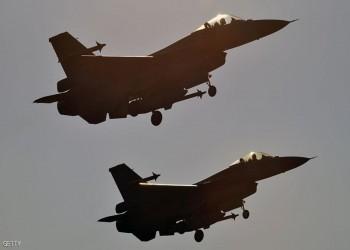 وكالة: طيران مجهول يشن غارات قرب قاعدة الوطية الليبية