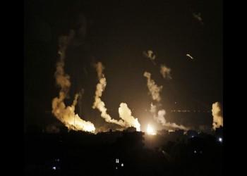 التحالف العربي يبدأ حملة عسكرية جديدة باليمن.. وغارات عنيفة هناك