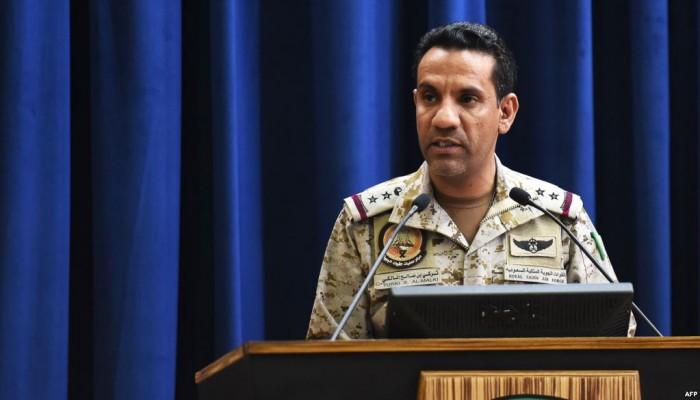 التحالف يطلق عملية ضد الحوثيين: سنقطع الأيادي التي تستهدف السعودية