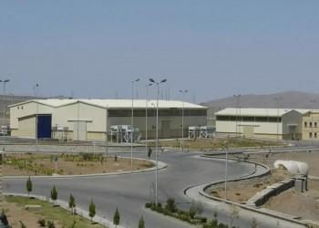 إيران تعلن وقوع حادث بموقع قيد الإنشاء في مجمع نووي